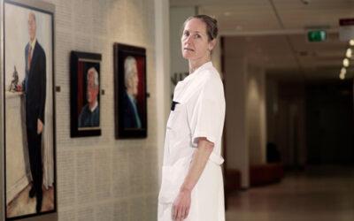 Interview in NRC met oprichter van de Adviesgroep Kanker en Zwangerschap